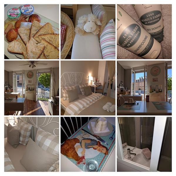 Hotel Pictures: Hoberge Bleue N7, Roanne
