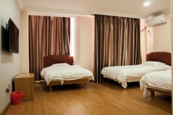 Hotel Pictures: Changbaishan Chibei Xincheng Fasion Inn, Antu