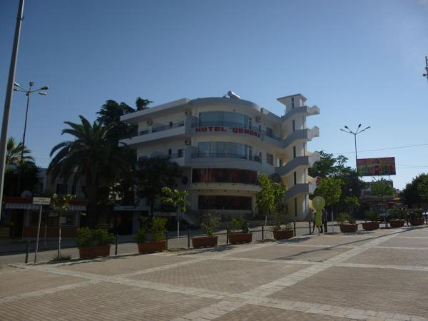 ホテル写真: Hotel Qendra, Sarandë