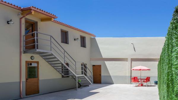 Hotel Pictures: Pensión Pereiro, Melide