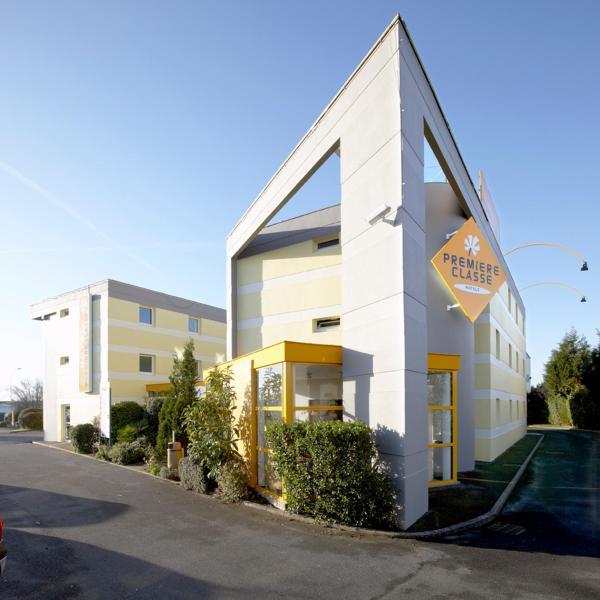 Hotel Pictures: Premiere Classe Nantes Est - Sainte Luce sur Loire, Sainte-Luce-sur-Loire