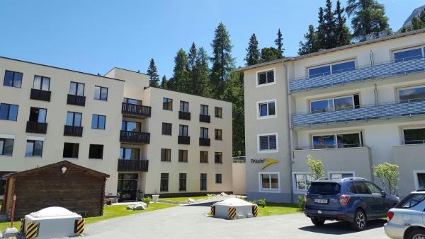 Hotel Pictures: Hotel Stille, St. Moritz