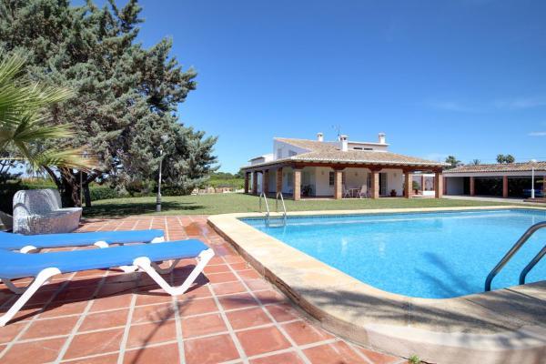 Hotel Pictures: Villa El Patio, Denia