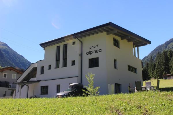 ホテル写真: Apart Alpinea, ザンクト・レオンハルト・イム・ピッツタール