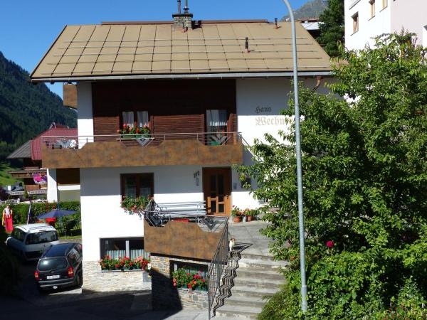 Hotellikuvia: Haus Wechner, Kappl