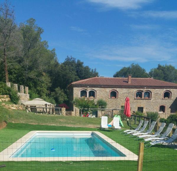 Hotel Pictures: Mas Campmol, Cistella