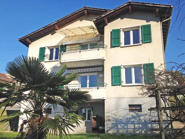 Hotel Pictures: Apartment Chemin du Plan 23, Belmont-sur-Lausanne