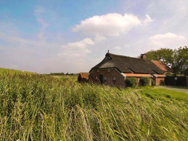 Hotel Pictures: Holiday Home Itzendorfer Rott.2, Norddeich