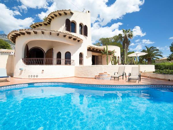 Hotel Pictures: Holiday Home Luz y Paz, Altea la Vieja