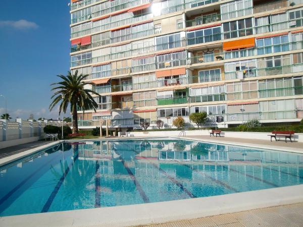 Hotel Pictures: Apartment Edificio Comodoro, Playa de San Juan