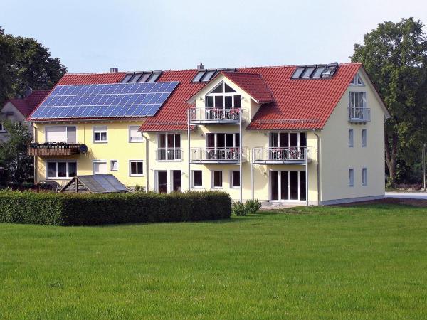 Hotelbilleder: Apartment Landhaus Ampfrachtal.1, Schnelldorf