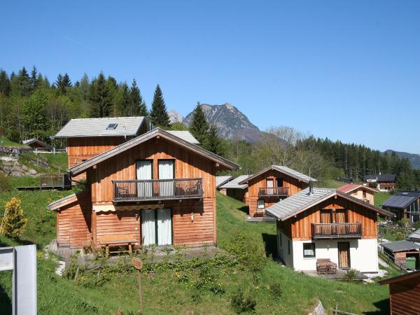 Fotos do Hotel: Holiday Park Alpenrose.1, Annaberg im Lammertal
