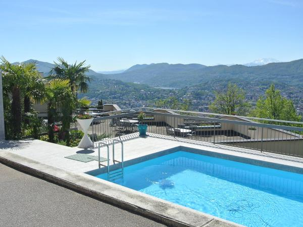 Hotel Pictures: Apartment Aldesago Monte Brè (Utoring).21, Viganello