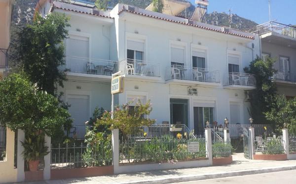 Продажа вилл в камена вурла греция