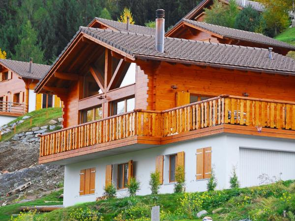 Hotel Pictures: Chalet Le Chamois.1, Ovronnaz