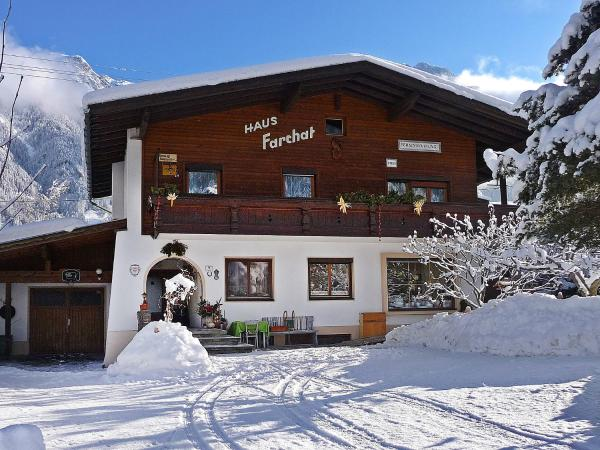 Hotellikuvia: Farchat 3, Umhausen