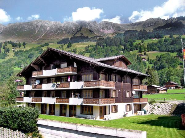 Hotel Pictures: Apartment Diablerets-Parc A/B/C.7, Les Diablerets