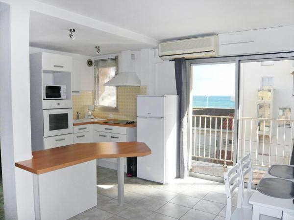 Hotel Pictures: Apartment Cythère, Canet-Plage