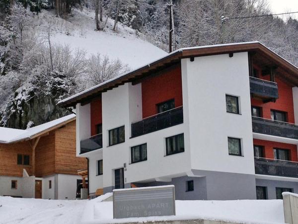 Hotelbilleder: Apartment Urgbach Apart.2, Landeck