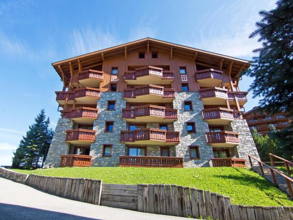 Hotel Pictures: Apartment Les Alpages de Reberty, Les Menuires