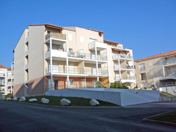 Hotel Pictures: Apartment Jardins de Pontaillac.4, Pontaillac