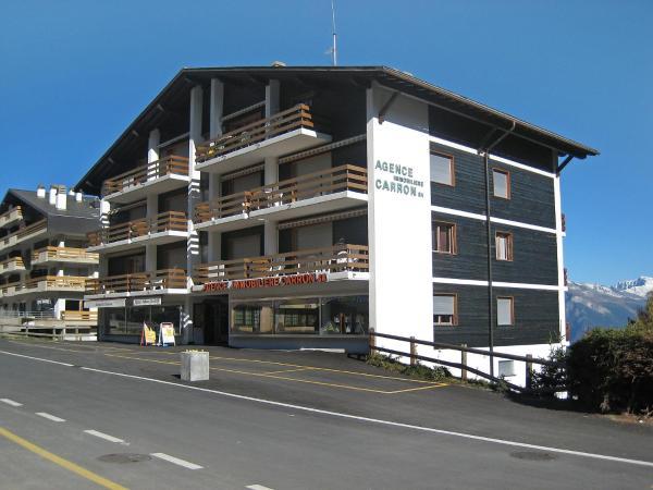 Hotel Pictures: Apartment Tzoum'Azur 7, La Tzoumaz