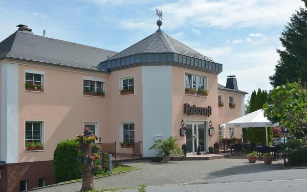 Hotelbilleder: Hotel Rabennest, Rabenau