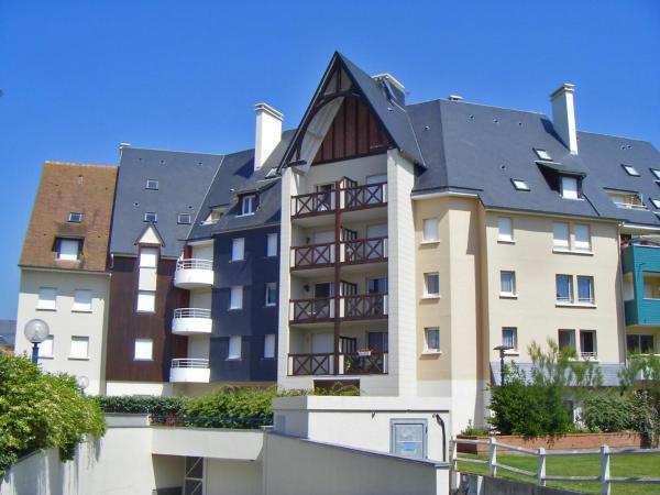 Hotel Pictures: Apartment Goélette / Galion 1 et 2, Dives-sur-Mer