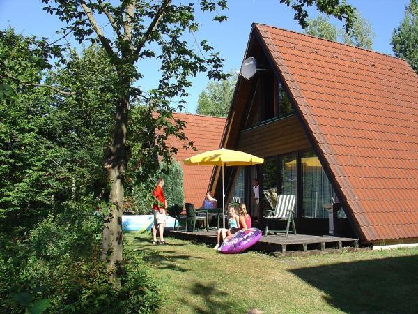 Hotelbilleder: Holiday Home Ferienpark Ronshausen.8, Machtlos