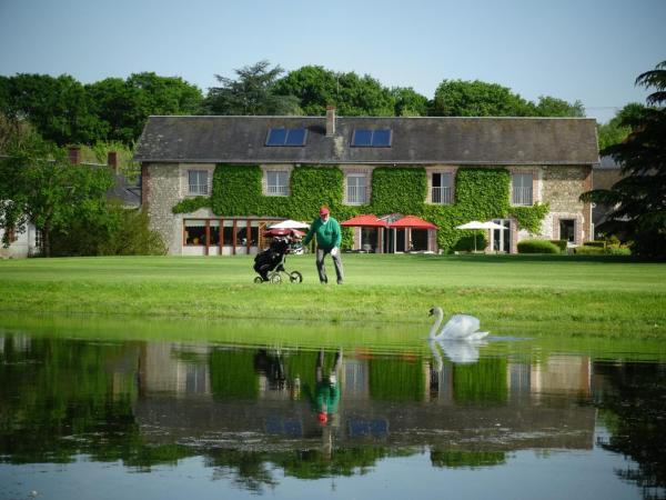 Hotel Pictures: Le Golf de la Bosse, Viévy-le-Rayé