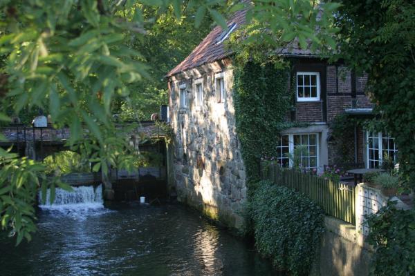 Hotelbilleder: Hotel Restaurant Große Teichsmühle, Dülmen
