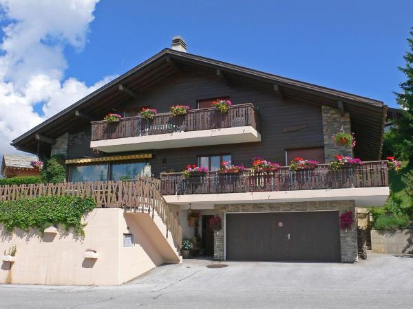 Hotel Pictures: Apartment Collinette, Crans-Montana