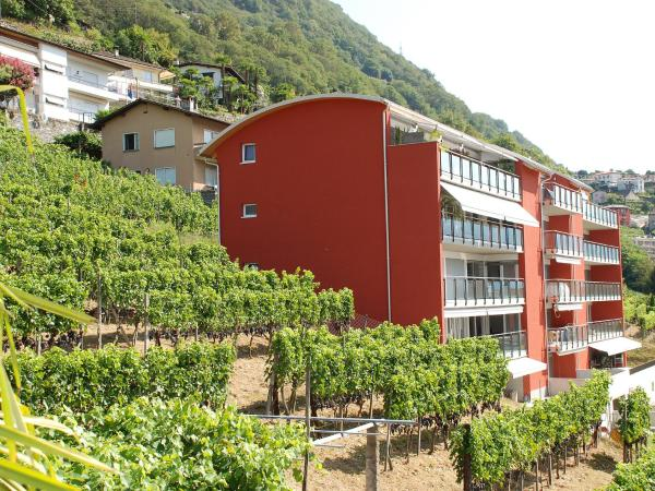Hotel Pictures: Apartment Gaggiole, Gordola