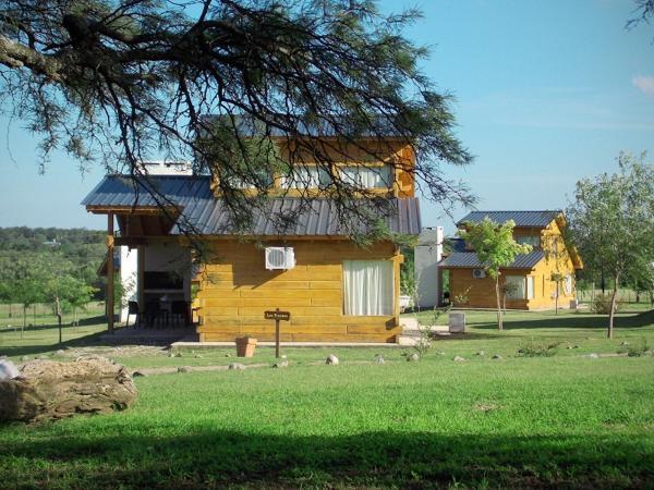 Φωτογραφίες: Cabañas Aldea Campestre, Villa General Belgrano