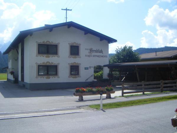 Photos de l'hôtel: Fernblick, Leutasch