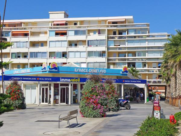 Hotel Pictures: Apartment Ipanema Sud.6, Canet-Plage