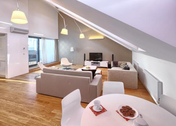 Zdjęcia hotelu: Empirent Karlin Apartments, Praga