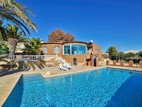 Hotel Pictures: Holiday Home Casa Carisma, Benitachell