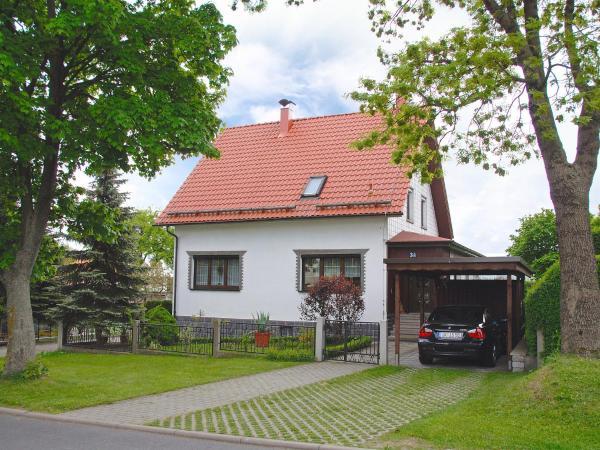 Hotel Pictures: Holiday Home Schneider.1, Geschwenda