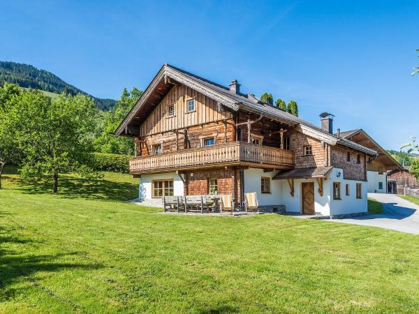 Fotografie hotelů: Farm Stay Ferienhaus Schmiedhäusl, Bruck an der Großglocknerstraße