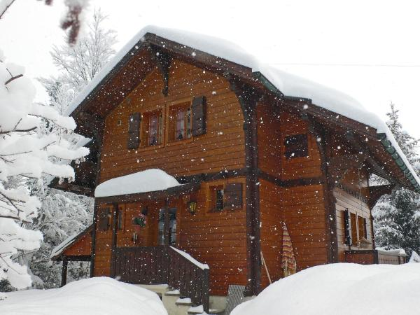 Hotel Pictures: Chalet Chalet Val Rose, Arveyes