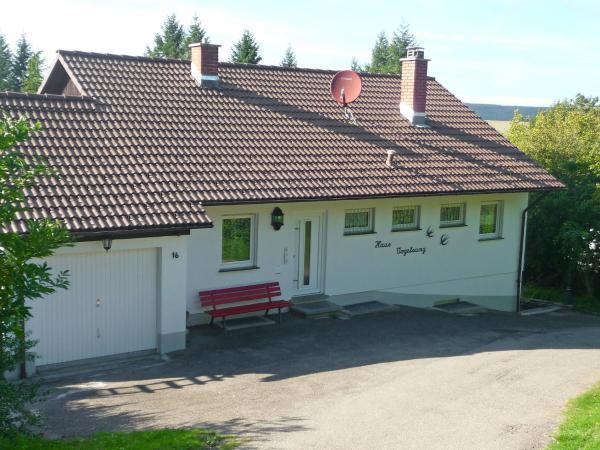 Hotelbilleder: Apartment Vogelsang.2, Dittishausen