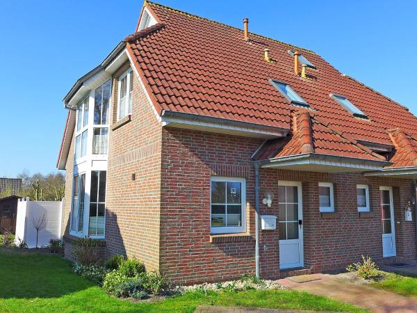 Hotel Pictures: Holiday Home Richtpfad, Norden
