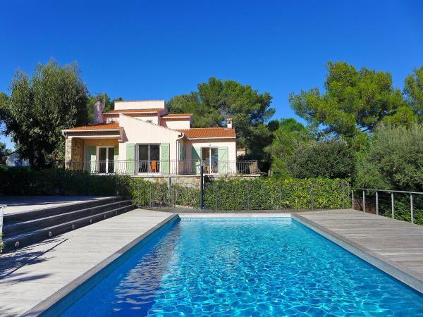 Hotel Pictures: Villa Villa Rosa.1, La Favière