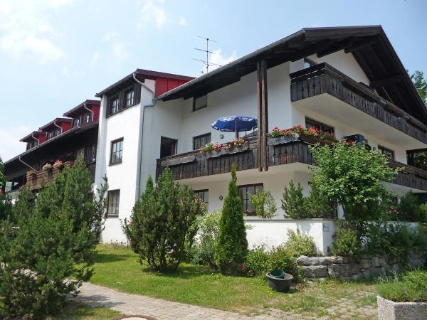 Hotel Pictures: Apartment Almblume.2, Steibis