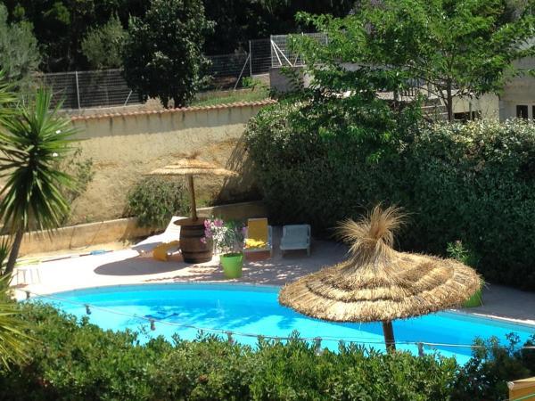Hotel Pictures: Hôtel Les Mimosas, Bormes-les-Mimosas