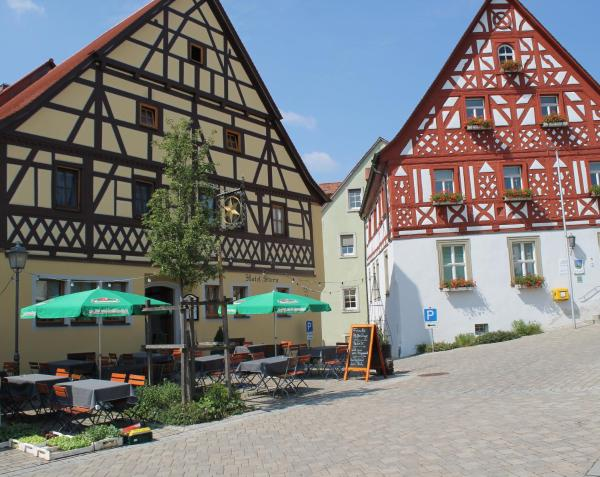 Hotel Pictures: , Geiselwind