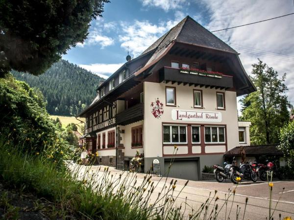 Hotel Pictures: Landgasthof-Hotel-Rössle, Oberprechtal