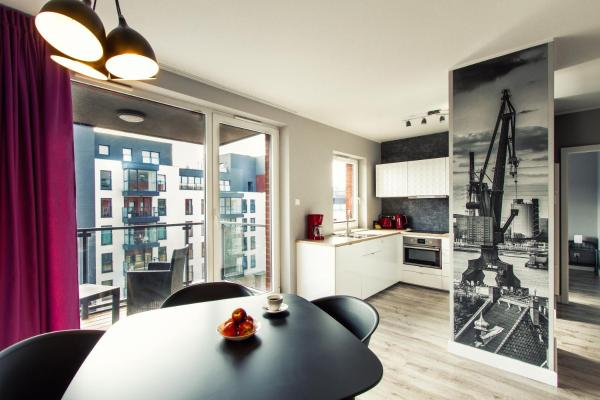 One-Bedroom Apartment with Balcony 48