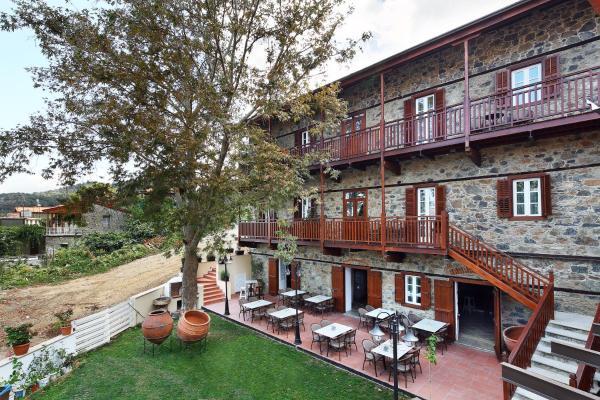 Hotel Pictures: Aristotelio Boutique Hotel, Pedoulas